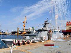 Daegu-class frigate ROKS Pohang
