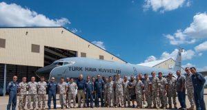 Turkish Air Force KC-135R Block 45 cockpit upgrade