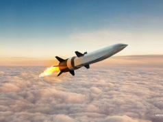 HAWC first free flight test