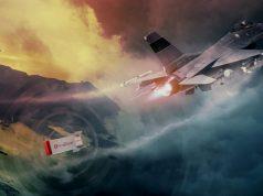 US ANG F-16 deploying BriteCloud