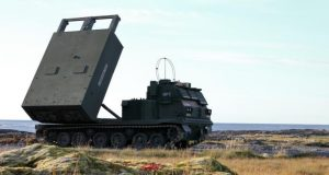US Army MLRS long-range fires with high altitude balloons