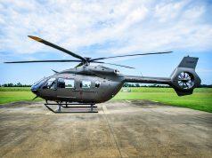 US Army UH-72B Lakota helicopter