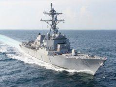Future USS Frank E Petersen