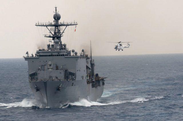 USS Germantown