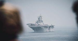 USS Essex in the Persian Gulf