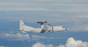 KJ-500 airborne early warning and control aircraft