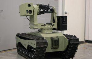 Warfighter UGV