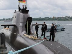 U 35 Type 212 submarine