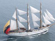 Ecuadorian tall ship Guayas