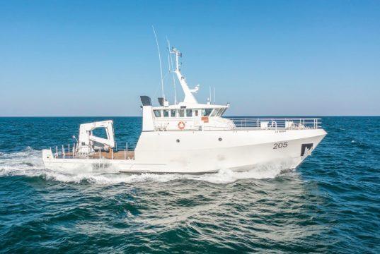 OCEA OSV 115