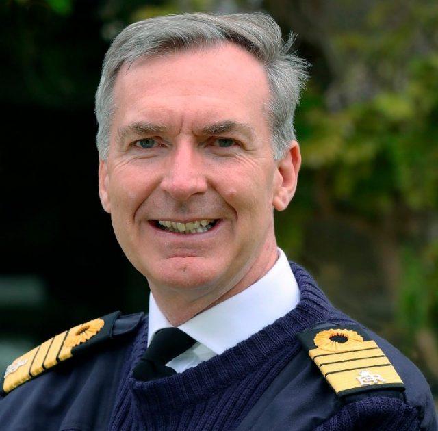 Admiral Tony Radakin becomes Chief of the Defence Staff