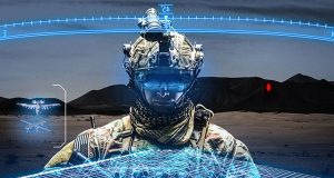 US Army Synthetic Training Environment prototype