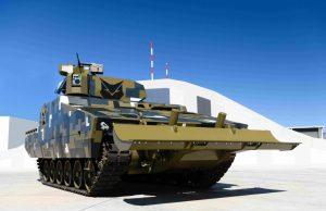 Lynx combat support vehicle