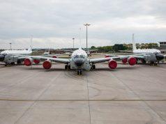 UK Rivet Joint fleet