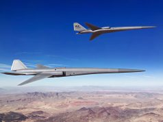 Adversary air training drone Exosonic