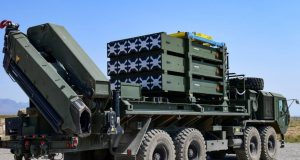 Iron Dome launcher