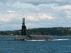 USS Alabama 100 deterrent patrols
