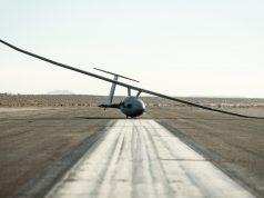 Vanilla Unmanned record flight